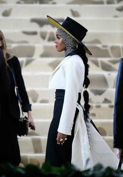 Janelle Monae  (Photo by John Lamparski/Getty Images)