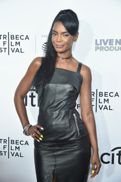 """NEW YORK, NY - APRIL 27:  Kim Porter attends the """"Can't Stop, Won't Stop: The Bad Boy Story"""" Premiere on April 27, 2017 in New York City.  (Photo by Theo Wargo/Getty Images for Tribeca Film Festival)"""