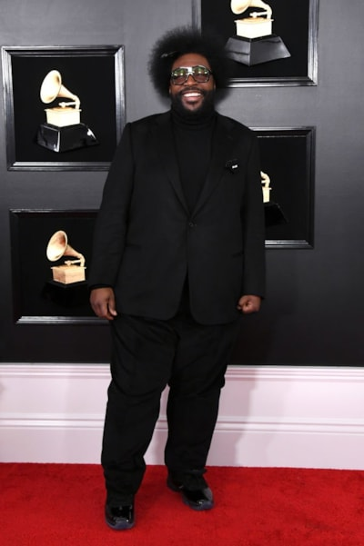 LOS ANGELES, CALIFORNIA - FEBRUARY 10: Questlove attends the 61st Annual GRAMMY Awards at Staples Center on February 10, 2019 in Los Angeles, California. (Photo by Jon Kopaloff/Getty Images)